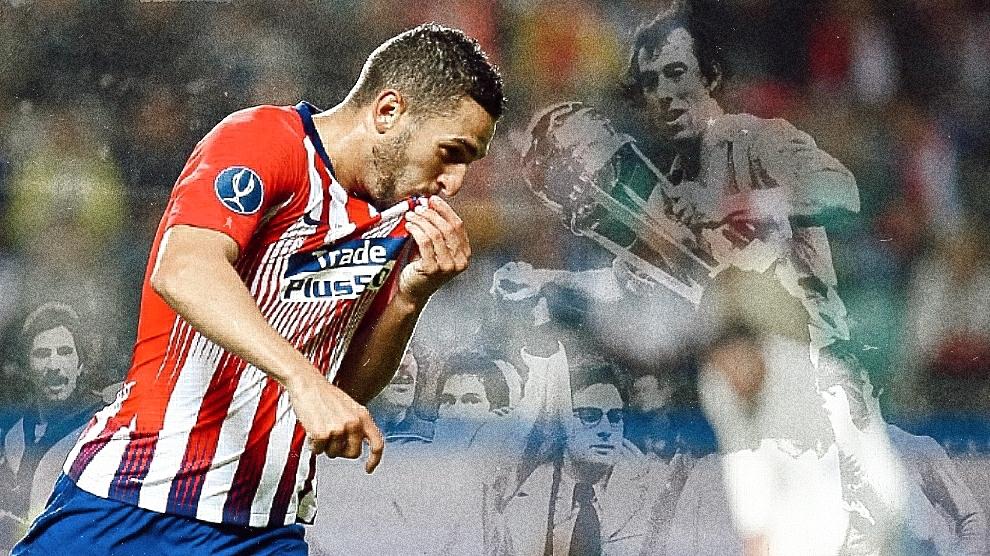 Koke continúa su viaje con destino... ¡ser la mayor leyenda del Atlético!