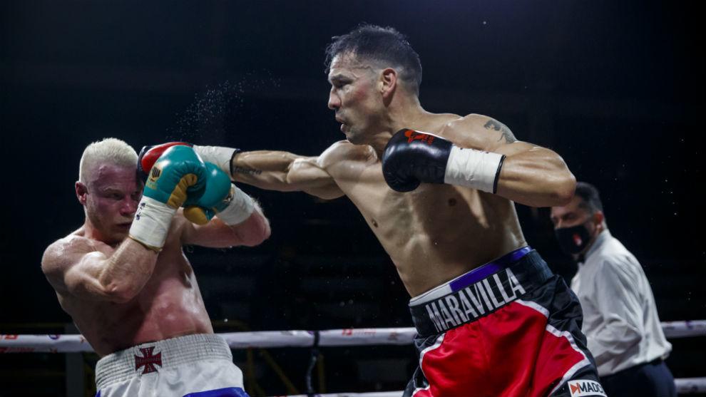 'Maravilla' Martínez suma otra muesca en su larga carrera