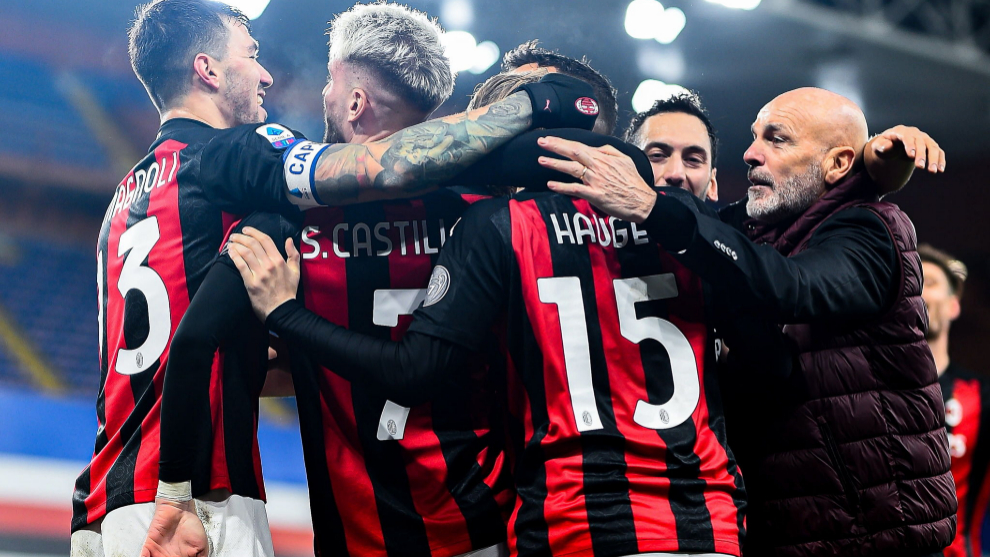 AC Milan remain untouchable: The key factors for the Serie A leaders