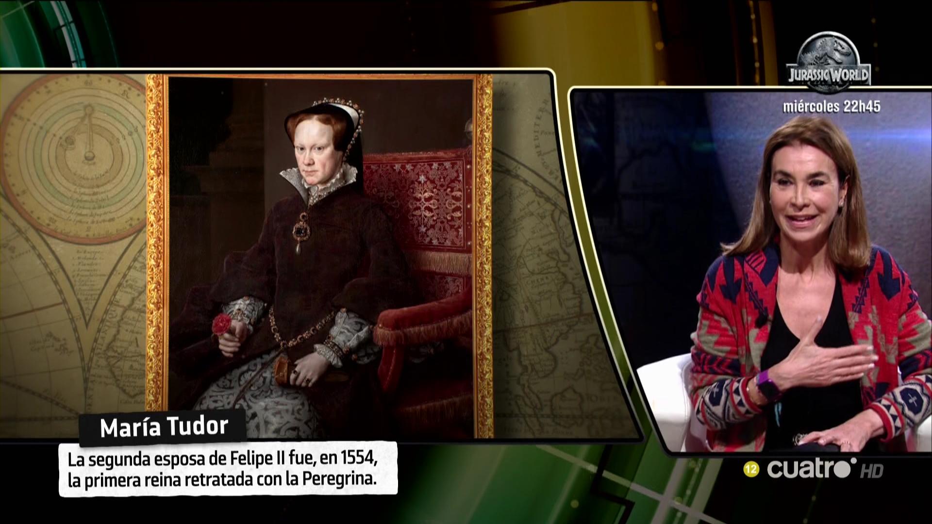 Carmen Posadas habló con Carmen Porter en 'Cuarto Milenio' de la...
