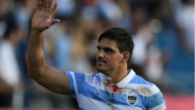 Pablo Matera, capitán de Los Pumas, se disculpa por sus comentarios racistas