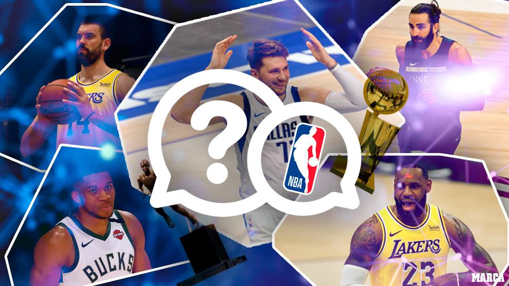 La imagen de la nueva temporada en la NBA