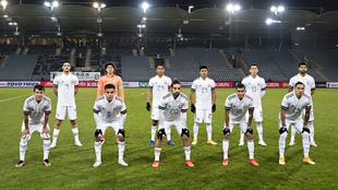 La selección mexicana enfrenta a Gales en 2021