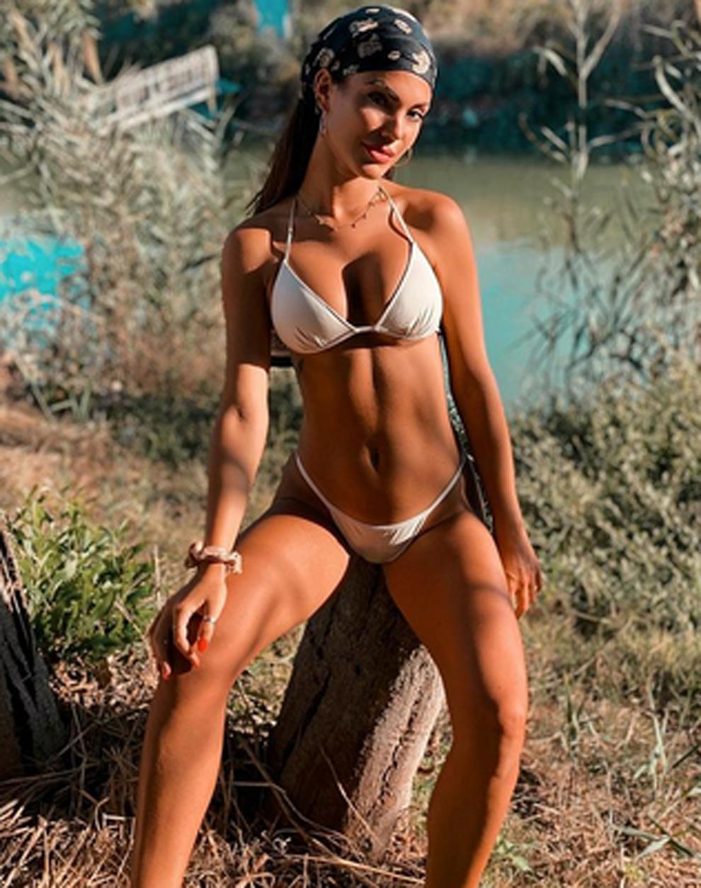 Melodie Peñalver, concursante de 'La Isla de las Tentaciones 2', es...