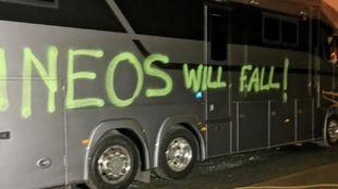 El Ineos de Bernal, víctima del 'ecoterrorismo' en Bélgica