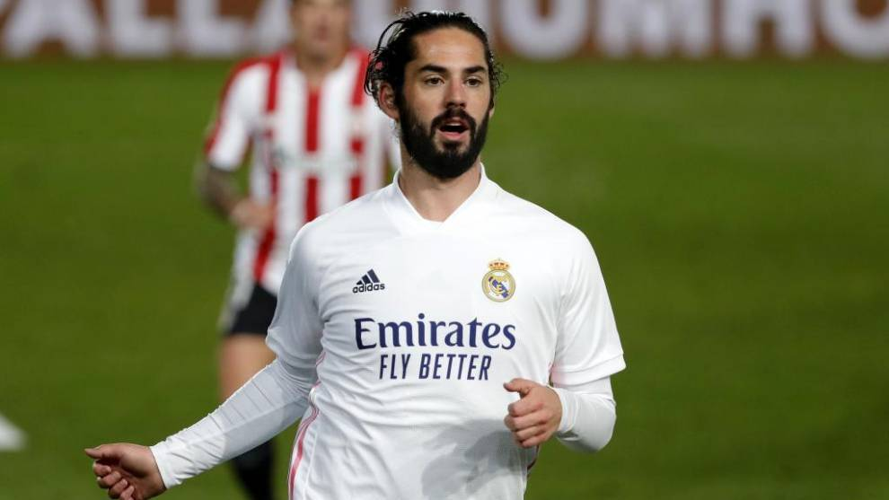 Isco a target for Arteta at Arsenal