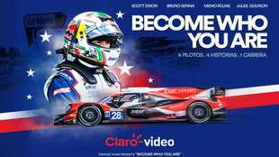'Become who you are', nuevo documental de Claro Video.