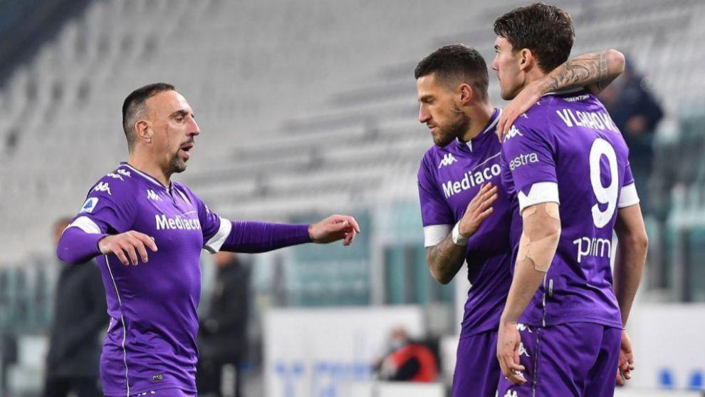 Juventus shocked in Fiorentina hammering