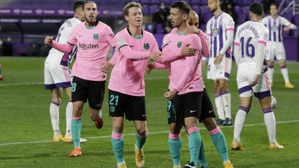 Valladolid - Barcelona: Koeman se inventa un nuevo Barça - LaLiga Santander