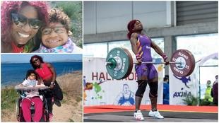 """Una campeona de halterofilia y su hija discapacitada al borde del desahucio: """"Me hacen decidir entre salud y vivienda digna"""""""