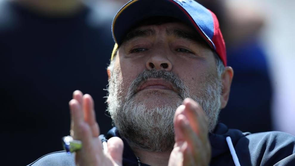 El informe toxicológico revela que no había alcohol ni drogas ilegales en el cuerpo de Maradona