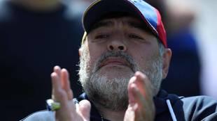 Informe toxicológico de Maradona: ni alcohol ni drogas ilegales pero multitud de problemas de salud