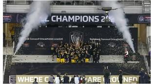 Tigres ganó su primer título internacional.