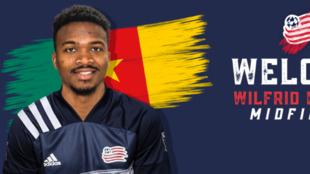 Kaptoum, nuevo jugador del New England Revolution