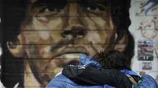 Diego Maradona parece haber sufrido entre seis y ocho horas antes de...