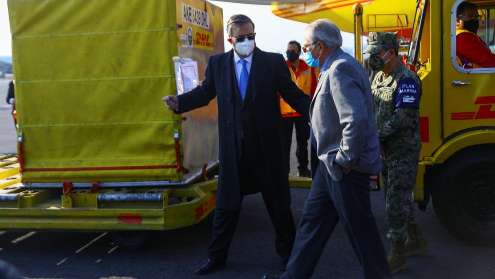 Vacuna de Pfizer contra el coronavirus llega a México | MARCA Claro México