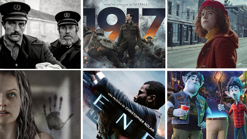 Las 20 mejores películas del año 2020: ¿Cuál es la mejor?