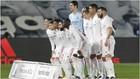 El once del Real Madrid ante el Granada.