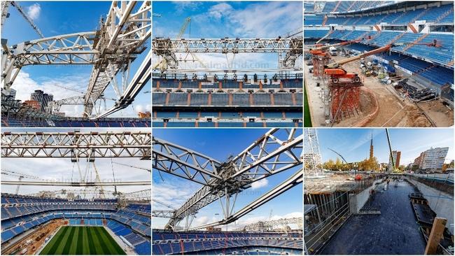 Las incógnitas del nuevo Bernabéu