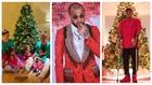 Navidad de los futbolistas: Rodrygo en muletas, las pintas de Dani Alves...