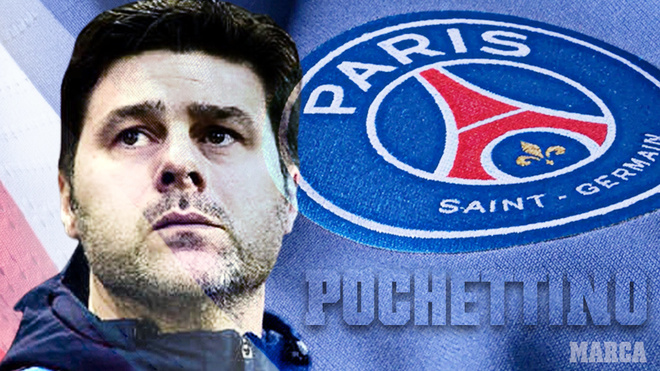 Pochettino and PSG