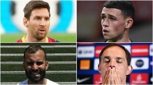 Los nuevos pretendientes de Messi, otro país para Jesé, Foden y el Madrid...