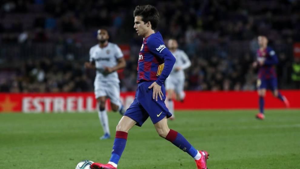 FC Barcelona – La Liga: Barcelona's solution to the Riqui Puig problem