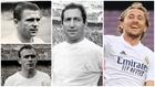 Modric, el cuarto 'grande' de la historia del Real Madrid
