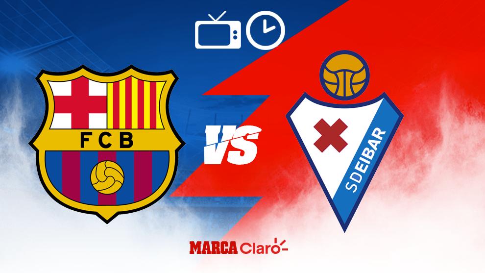 Barcelona vs Eibar Full Match – La Liga 2020/21