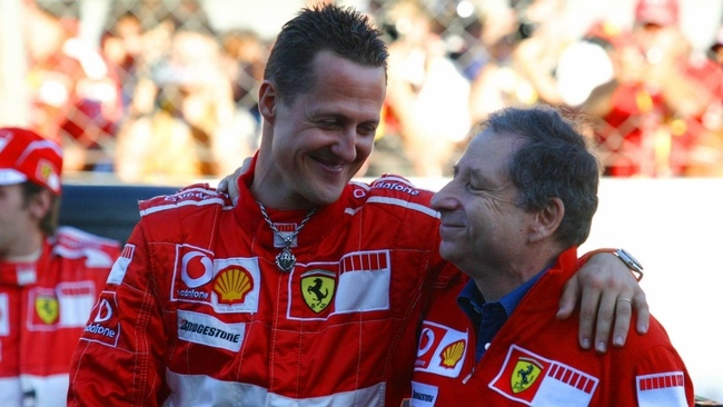 Siete años del accidente de Schumacher: todo lo que se sabe de su estado de salud