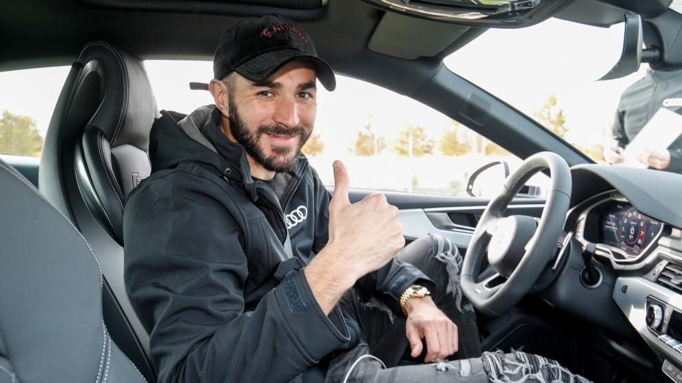 El mejor 'doblete' de Karim Benzema: a falta de uno, dos Bugatti Chiron