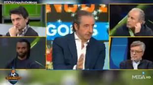 La frase lapidaria de Pedrerol sobre Messi... analizando su entrevista con Évole