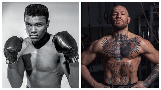 """El entrenador de McGregor no se corta: """"Conor es el Muhammad Ali de la UFC"""""""