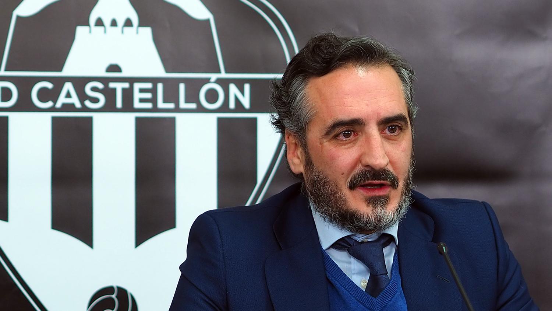 Vicente Montesinos, el presidente del club 'orellut'
