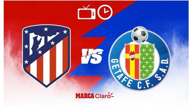Atletico Madrid vs Getafe Full Match – La Liga 2020/21