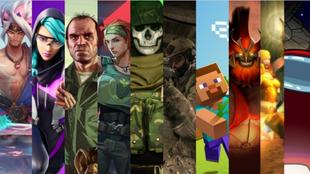 Algunos de los rostros más icónicos de la industria de videojuegos...