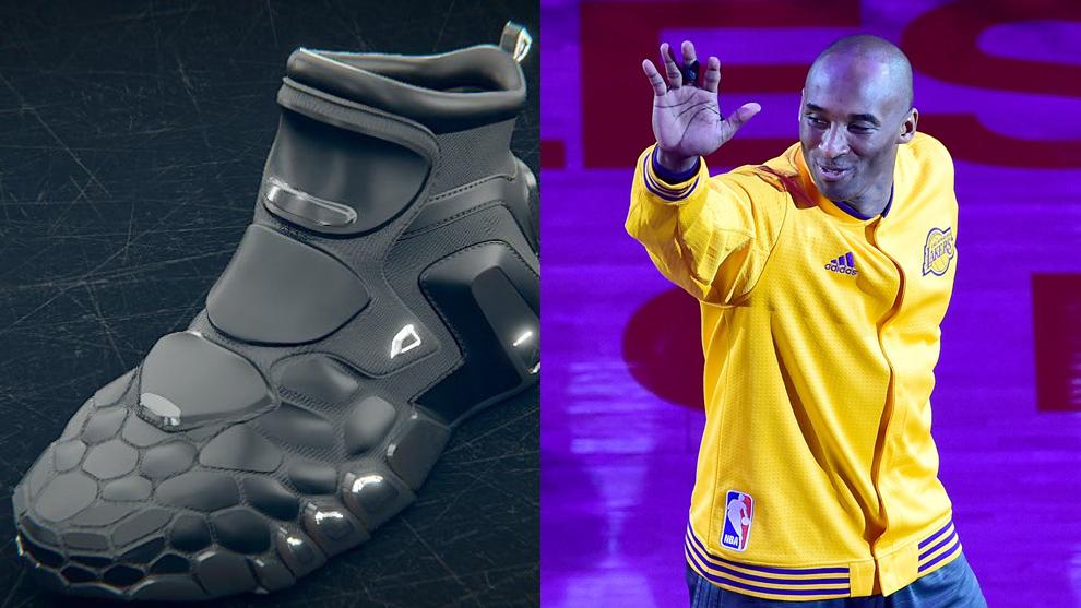 Montaje de las 'Mamba' con Kobe Bryant