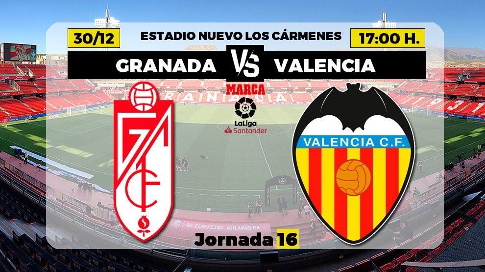 Granada vs Valencia Full Match – La Liga 2020/21