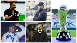 Los técnicos a seguir en el Clausura 2021 de Liga MX. |