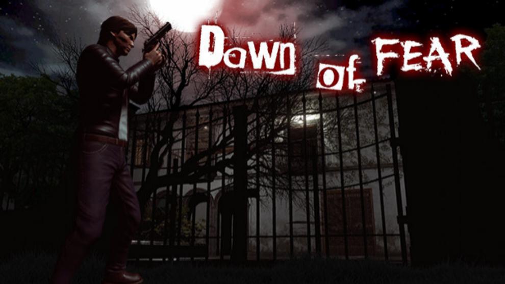 Dawn of Fear para PlayStation
