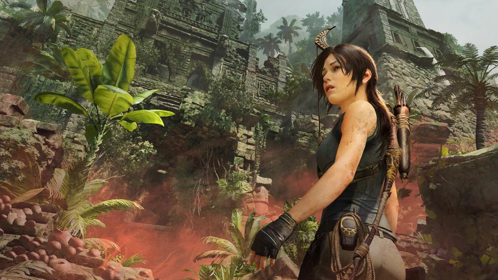 Shadow of the Tomb Raider para PlayStation