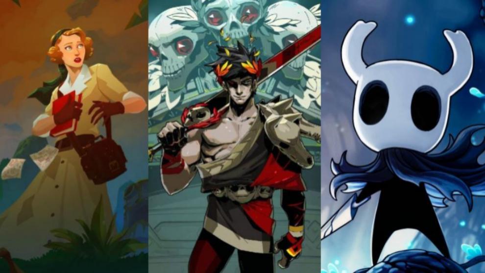 Call of the Sea, Hades y Hollow Knight presentan historias de lo más...