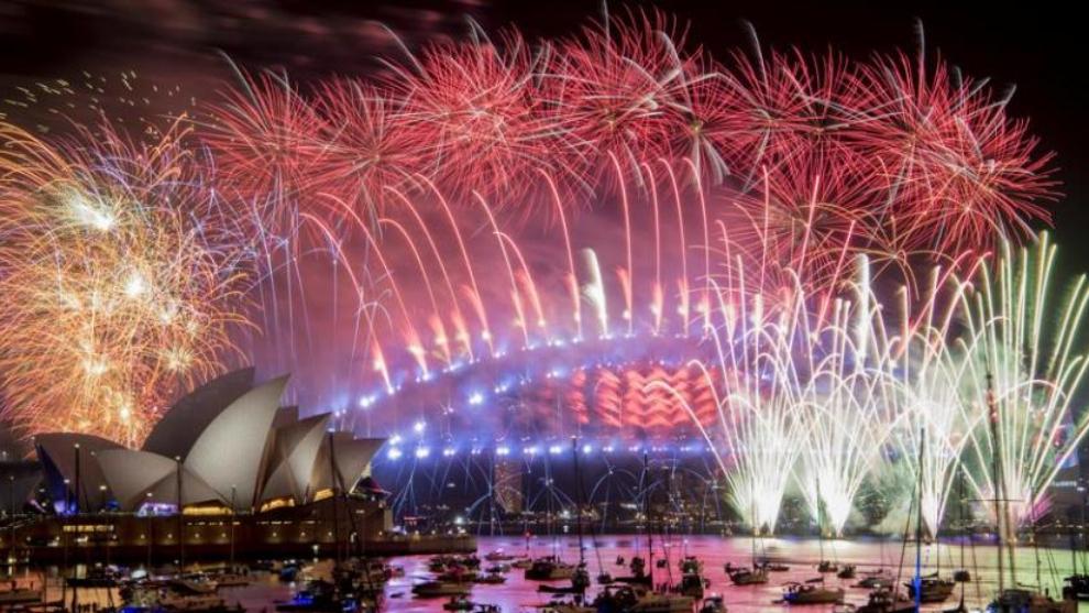 Nochevieja Año Nuevo 2021