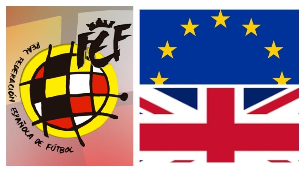 El fútbol español tras el Brexit: acuerdo entre RFEF, Liga y AFE
