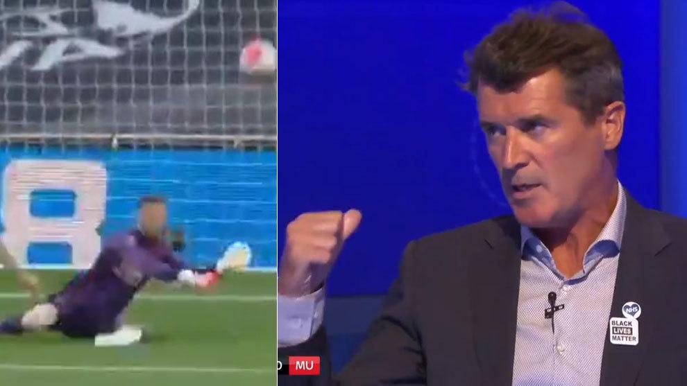 Citations les plus folles de Roy Keane de 2020: J'aurais frappé De Gea!