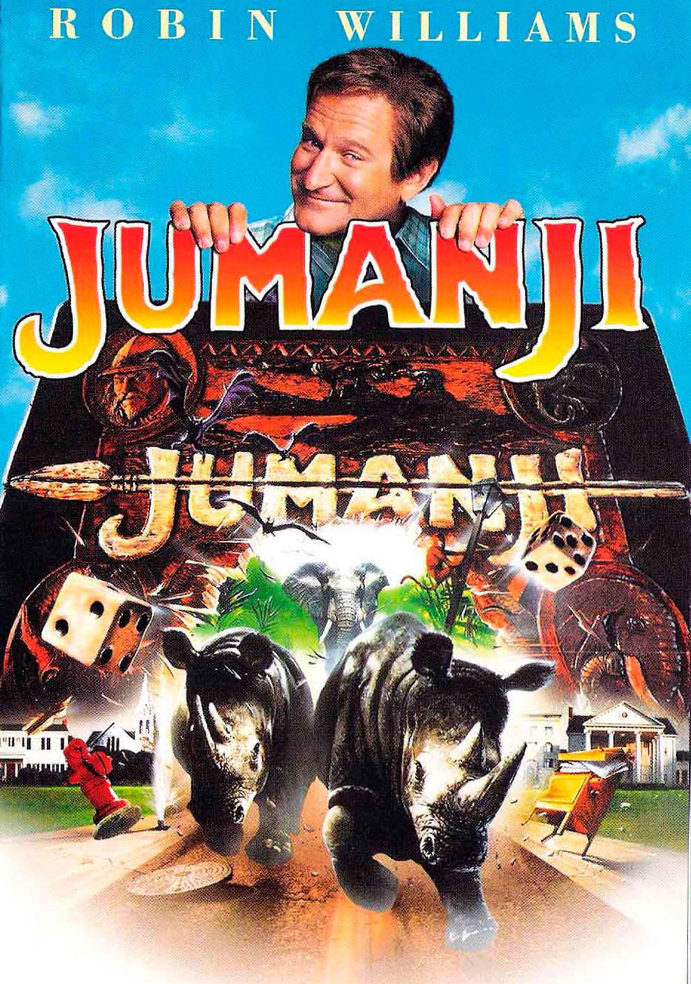 Jumanji, la palabra con la que muchos despedirán a 2020 y recibirán a 2021  | Marca.com