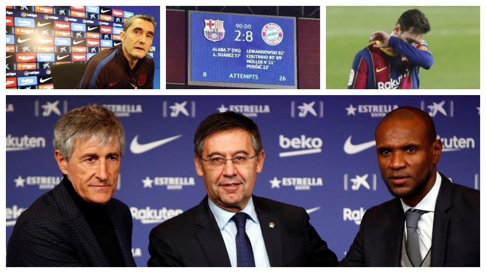 Barcelona's cursed year finally ends