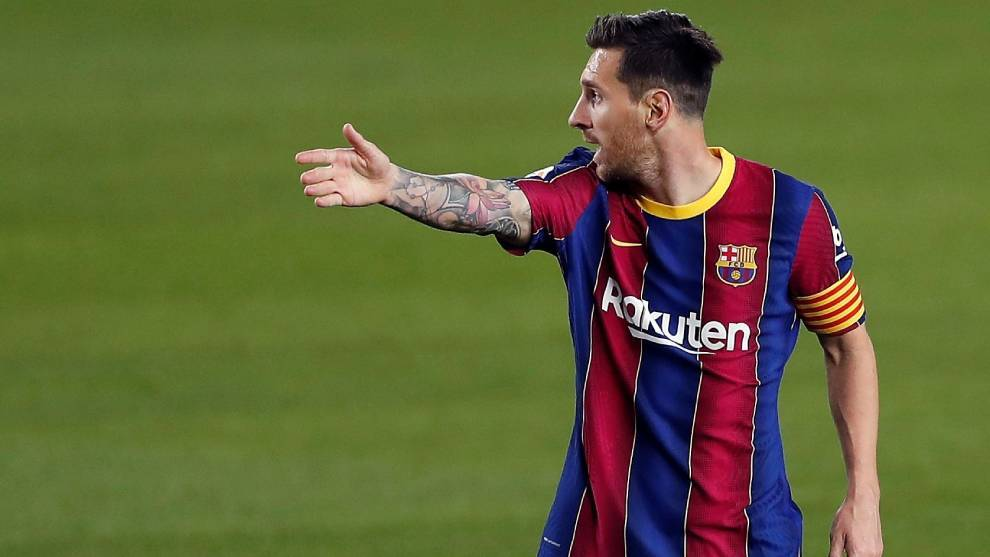 This is why Messi wants to leave Barcelona