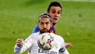 Ramos y Kike en el Eibar-Madrid