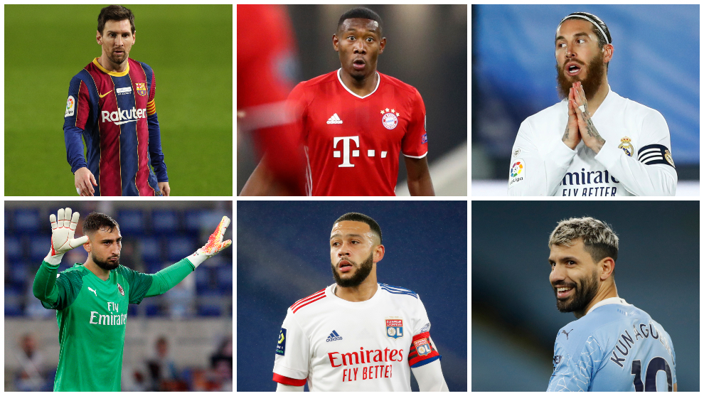 The free agent superstar XI